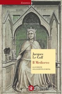 Il Medioevo di Jacques Le Goff Copertina del libro