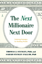 The Next Millionaire Next Door book