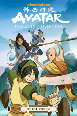 Avatar: The Last Airbender - The Rift Part 1 - Gene Luen Yang book