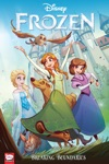 Disney Frozen Breaking Boundaries Graphic Novel