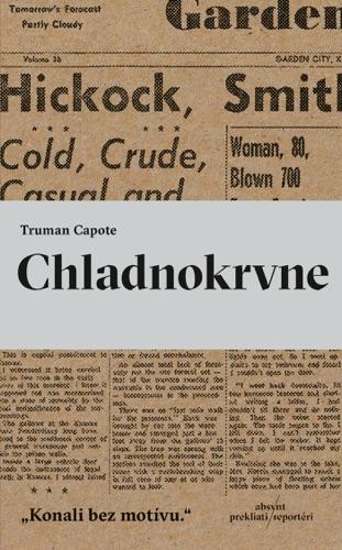 Truman Capote - Chladnokrvne