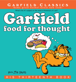 Garfield Food for Thought book
