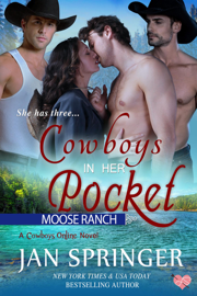 Cowboys in Her Pocket book
