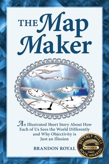 The Map Maker by Brandon Royal on Apple Books