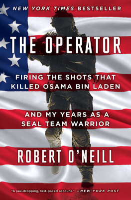 The Operator - Robert O'Neill book