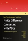 Finite Difference Computing With PDEs