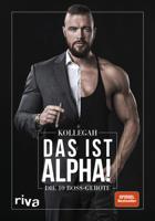 Kollegah - DAS IST ALPHA! artwork