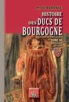 Histoire Des Ducs De Bourgogne De La Maison De Valois Tome 4