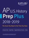 AP US History Prep Plus 2018-2019