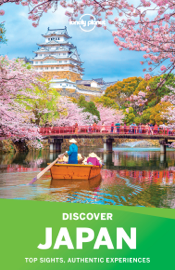 Lonely Planet's Discover Japan Travel Guide book