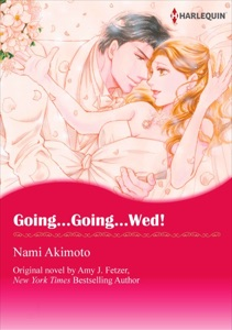 Going...Going...Wed! Book Cover