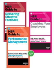 hbr guides to performance management collection 4 books hbr guide rh itunes apple com Employee Development Employee Development