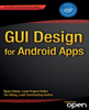Ryan Cohen & Tao Wang - GUI Design for Android Apps artwork