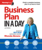 Rhonda Abrams - Business Plan In A Day artwork