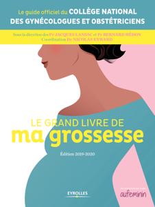 Le grand livre de ma grossesse La couverture du livre martien