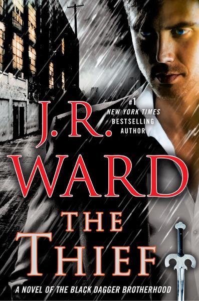 The Thief - J.R. Ward book cover