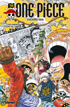 One Piece - Édition originale - Tome 70 - Eiichiro Oda