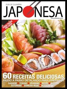 Guia de Culinária Japonesa 01 Book Cover