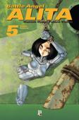 Battle Angel Alita - Gunnm Hyper Future Vision vol. 05 Book Cover