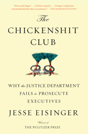 The Chickenshit Club book