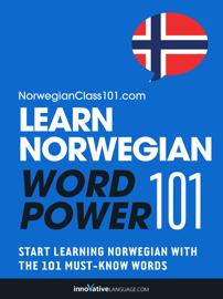 Learn Norwegian - Word Power 101 book