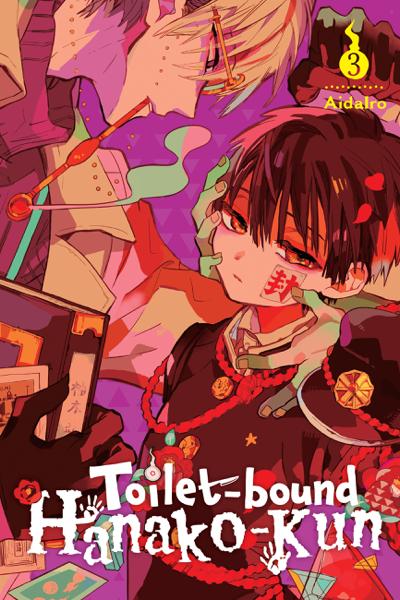 Toilet-bound Hanako-kun, Vol. 3