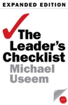 The Leaders Checklist Expanded Edition