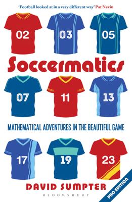 Soccermatics - David Sumpter book