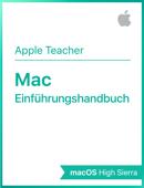 Mac Einführungshandbuch macOSHigh Sierra