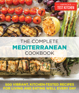The Complete Mediterranean Cookbook Book Cover