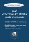 Le Thtre En Ides -1200 Citations Et Textes Classs Et Rfrencs