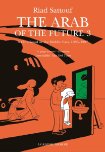 The Arab of the Future 3 Copertina del libro