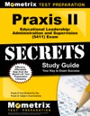 Praxis II Educational Leadership Administration And Supervision 5411 Exam Secrets Study Guide