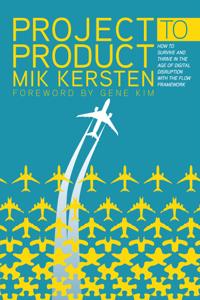 Project to Product Copertina del libro