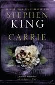 Carrie - Stephen King Cover Art