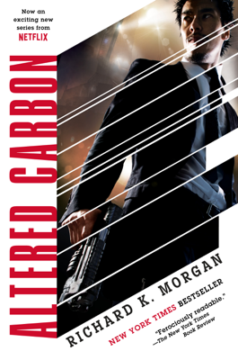 Richard K. Morgan - Altered Carbon book