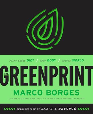 The Greenprint - Marco Borges, JAY-Z & Beyoncé book