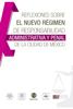 Mancera Espinosa Miguel AМЃngel - REFLEXIONES SOBRE EL NUEVO REМЃGIMEN DE RESPONSABILIDAD DE LA CIUDAD DE MEМЃXICO ilustraciГіn