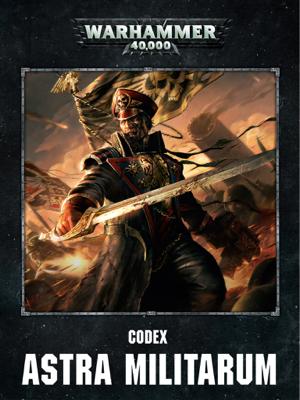 Codex: Astra Militarum Enhanced Edition - Games Workshop book
