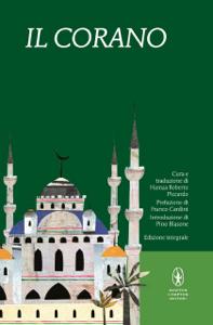 Il Corano Copertina del libro