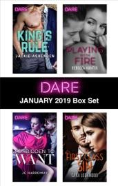 Harlequin Dare January 2019 Box Set