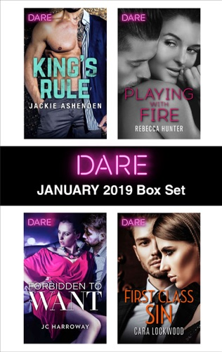 Jackie Ashenden, JC Harroway, Rebecca Hunter & Cara Lockwood - Harlequin Dare January 2019 Box Set