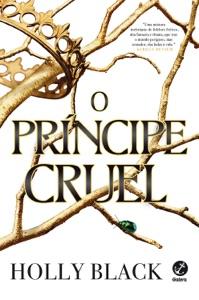 O príncipe cruel Book Cover