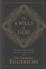 The 4 Wills of God book