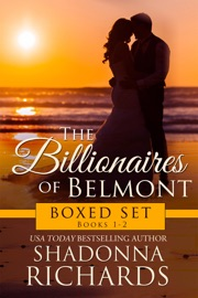 BILLIONAIRES OF BELMONT (BOXED SET BOOKS 1-2)