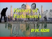 History Of  Parkinson's Disease