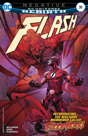 The Flash (2016-) #30 book