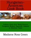 Hungarian-American Cook Book