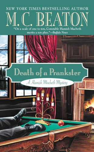 M.C. Beaton - Death of a Prankster
