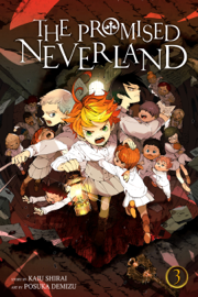 The Promised Neverland, Vol. 3 book